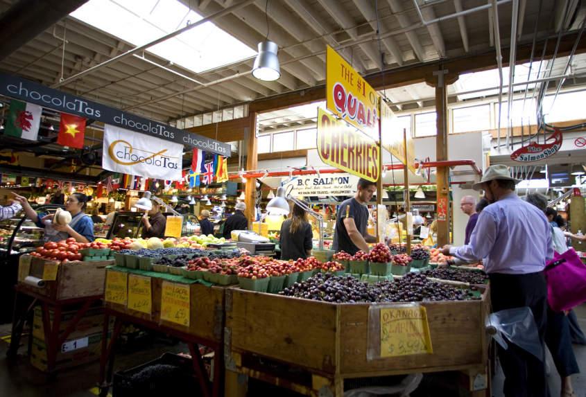 Granville-Island Market